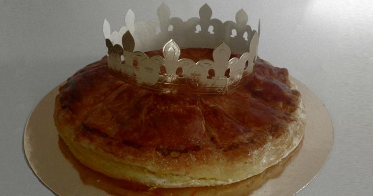 La Galette des Rois. Un dolce per le feste.