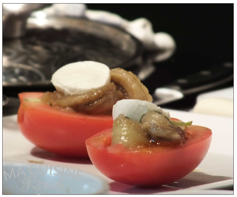 Sergio barzetti archives ma cuisine royale for Cuisine royale