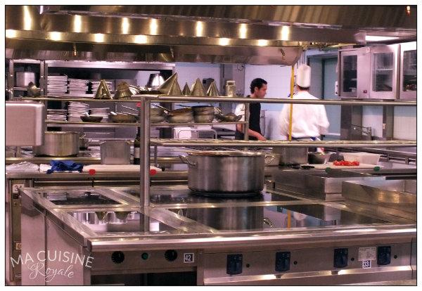 Incontro di cucina hotel four seasons di milano ma cuisine