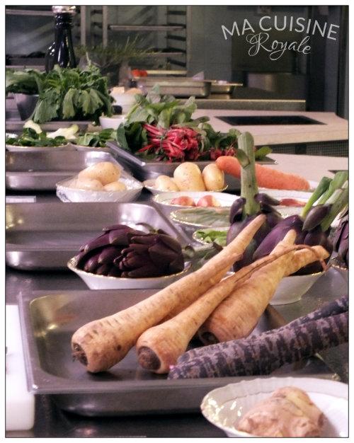Incontro di cucina hotel four seasons di milano ma cuisine royale - Corsi cucina milano cracco ...