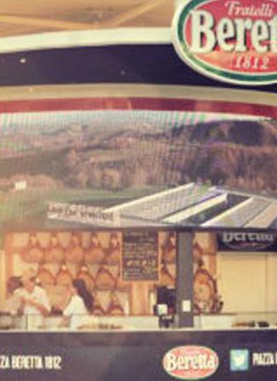 Piazza Beretta Expo 2015: Cooking Show Fratelli Beretta