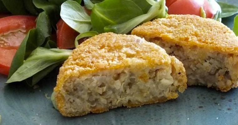 Polpette di Quinoa e Maionese Vegetale