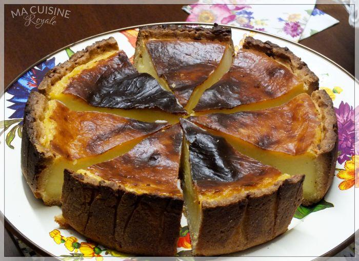 Flan parisien tousaubistrot ma cuisine royale for Cuisine royale