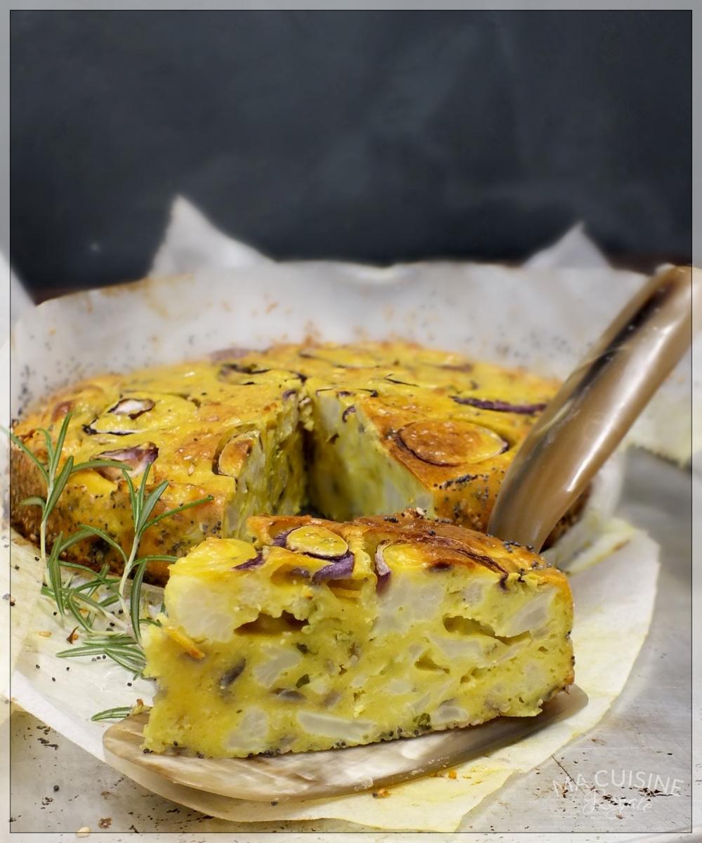 Torta al cavolfiore di yotam ottolenghi ricetta ed for Cuisine royale