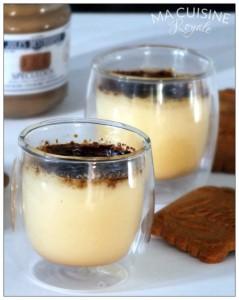 Crème Brulée al profumo di speculoos