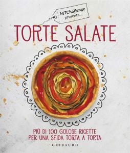 """Il libro """"Torte salate"""""""